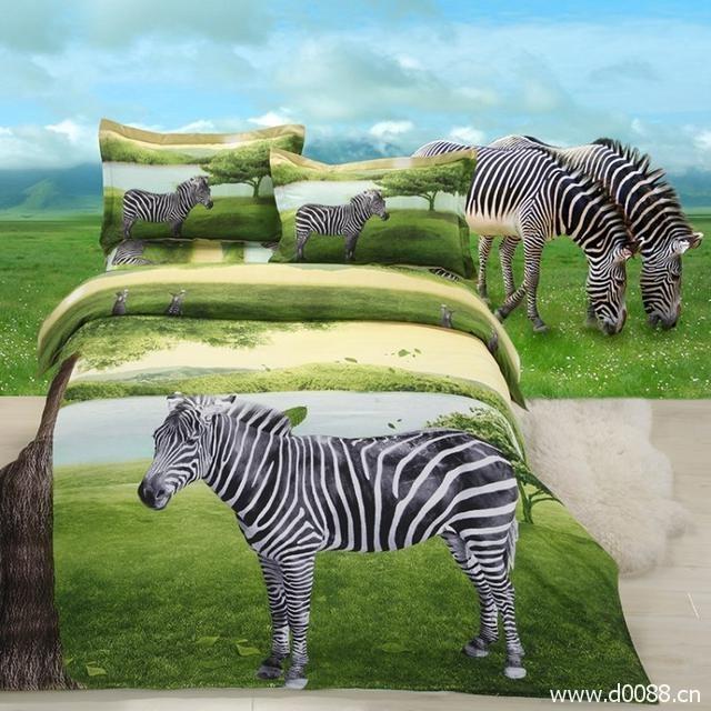 3D的卧室