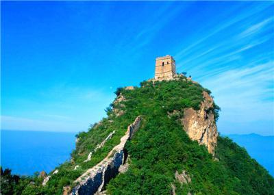 中国十大名山